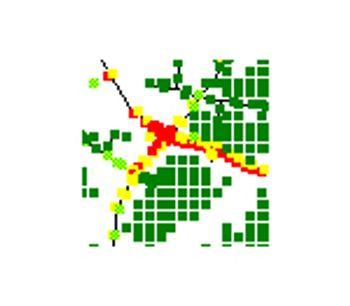 SELMA - Version PROKAS - Calculation of Traffic Induced Air Pollution