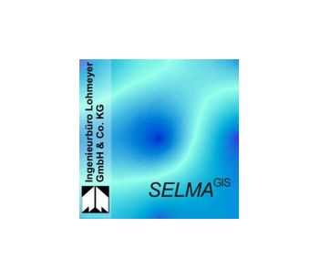 SELMA - Version GIS 9 - System for Air Pollution Modelling and Visualization