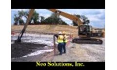 Shalesorb from Neo Solutions, Inc. Video