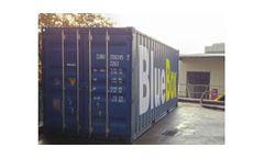 BlueBox - Model Ultra - Rental Toilet Cabins
