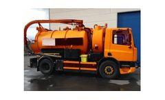 BlueBox - Model Vactor - Vacuum Trucks