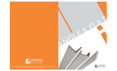 Angles, Flats & Channels Catalogue