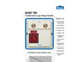 BGM 155 Model Single Loop Pump Brochure