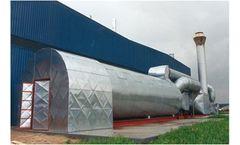WK - Model TNV - Thermal Recuperative Oxidizer
