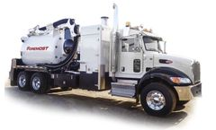 Foremost - Model 1000 - Non-Code Hydrovac Truck