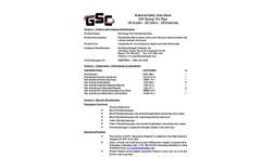 GSC - Polyethylene Pipe- Brochure