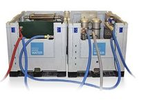 BLUEBOX - Model 4000 RO PATENT - Reverse Osmosis Water Purification Unit