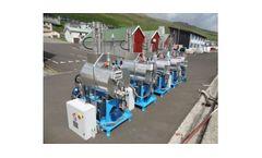 Sludge Dewatering Evaporator (SDE)