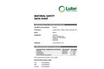 Ecofibre - 99-5000 - Standard Loft Maintenance Pad – MSDS