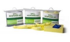 Superior - Model 04-1025 - 25 Litre Chemical Spill Kit - Clip Close Carrier