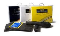 Yellow Gold - Model 08-1015 - 15 Litre Chemical Spill Kit - Clip Close Carrier