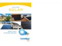 Apollo - Model II - Solar Roofing Systems Brochure