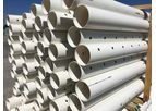 Cresline - PVC Drain and Sewer Pipe