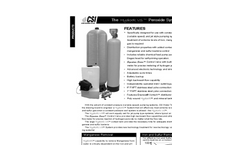 Model R VS - Aeration / Peroxide System Brochure