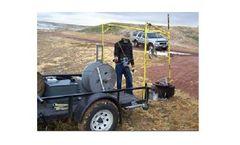 Dyno Winch - Deep Well Fluid Level Testing System