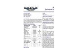 Raven 502 Aromatic-Based, Hybrid Spray Polyurea - Technical Data Sheet