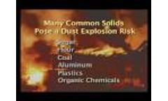 Take More Action to Prevent Dust Explosions - Video