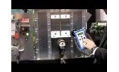 4B Speed Sensor Demonstrations at IPE 2012 - Video