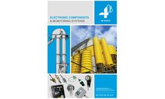 Electronic Components & Monitoring Systems - Catalogue