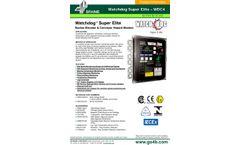 Watchdog Super Elite Bucket Elevator & Conveyor Hazard Monitor - Datasheet