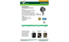TOUCHSWITCH Belt Misalignment Sensor - Datasheet