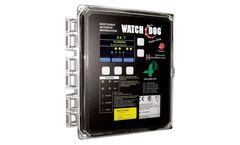 Watchdog - Super Elite (WDC4) Bucket Elevator & Conveyor Hazard Monitor
