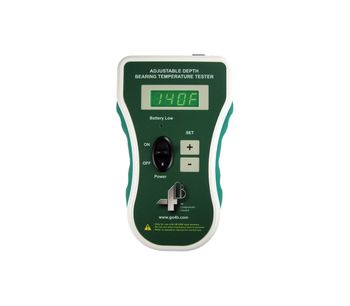 ADB - Adjustable Depth Bearing Temperature Sensor Tester