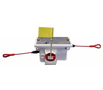 Pullswitch - Model PST2000A - Open Conveyor Pull Cord Safety Stop Switch