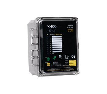 Elite Alarmswitch - Model X400 - Centralized Alarm Monitoring System