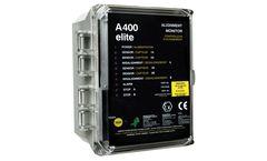 4B Braime - Model A400 Elite - Trackswitch Elevator Belt Alignment Monitoring System
