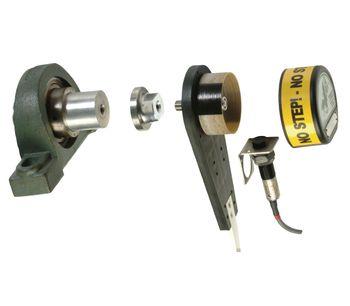 4B Braime - Model Whirligig - Universal Shaft Sensor Mount