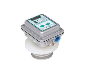 Auto-Set - Flush Probe Radio Frequency (RF) Capacitance Plug Switch