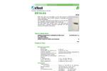 ATI - Model EE10-04 - Indoor Wall Mount Dew Point Transmitter - Brochure