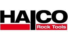Halco - Model 4 Inch - Drill Bit