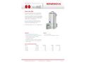 ennox FDS - Foam Trap for Light Curtain Detection System - Datasheet
