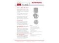 ennox MHR, MHL and MHL2 Digester and Biogas Reactor Manhole - Datasheet
