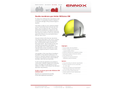 ennox NOXstore DM - Double Membrane Biogas Holder - Datasheet