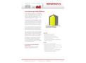 ennox NOXstore Low Pressure Biogas Holder - Datasheet