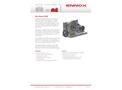 ennox RAV Pressure Increase Blower for Digesters and Biogas Reactor - Datasheet