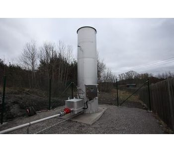 Landfill Gas Cleaning and Safe Incineration System-1