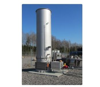 ennox - Landfill Gas Cleaning and Safe Incineration System