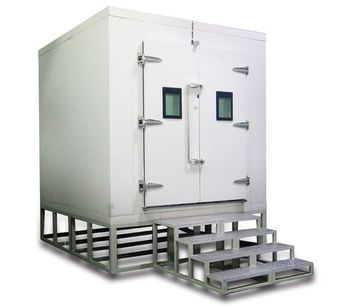 Model LRHS-IPX5/6/9K - Waterproof Test Chamber