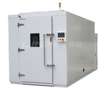 Model LRHS-8M/15M/30M/60M-YP - Walk-in Stability Drug Testing Chambers and Rooms