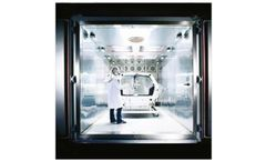 Model LRHS-46MB-LJ - Drive-In Automotive Integrated Environmental Test Chamber