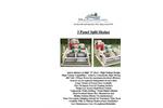 Model MTLS3P - 3 Panel Split Shaker Brochure