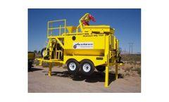 Mudslayer - Model 1500 - Portable Mud Cleaning Machines