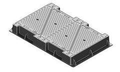 Model D400 - Telecom Manhole Cover