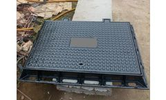 Model D400 900X600 - Manhole Cover with Frame