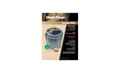 Model 405 - 1/2 hp Commercial Drain Pump Brochure
