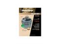 Model 404 - 1/3 hp Compact/Low Profile Drain Pump Brochure